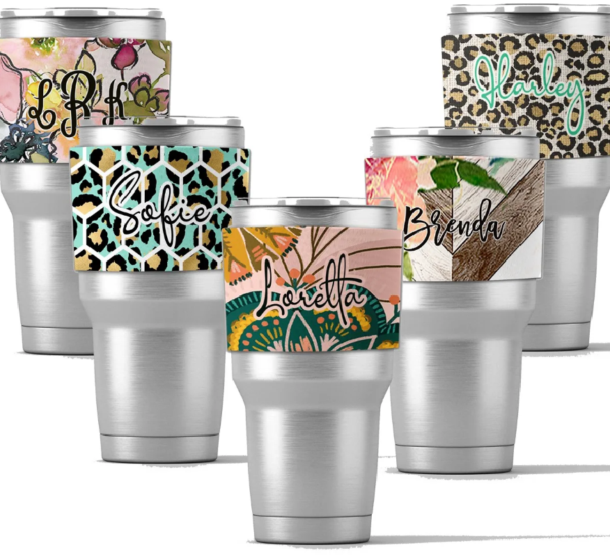Personalized 30 Ounce Stainless Steel Tumblers $13.98 Shipped – 30 Designs! *EXPIRED*
