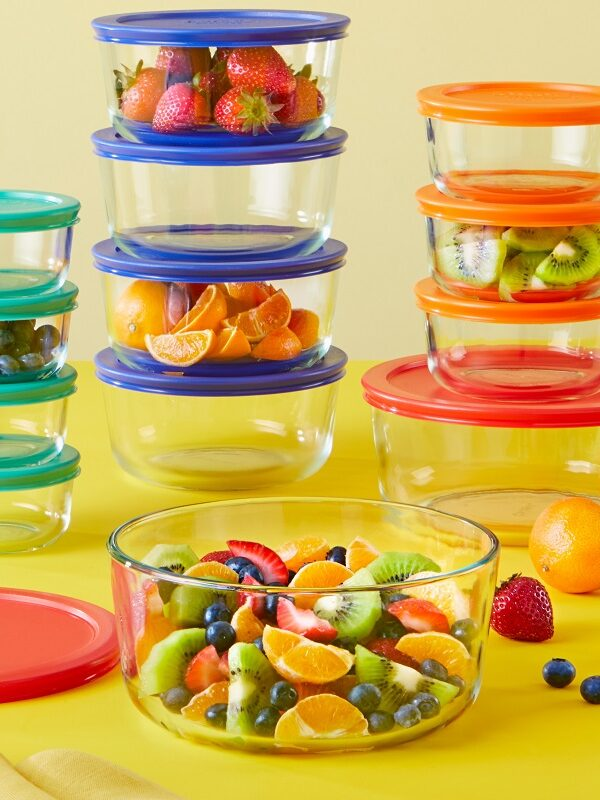 Pyrex 24 Count Round Storage $17.42 at Walmart (Reg. $29.99) *EXPIRED*