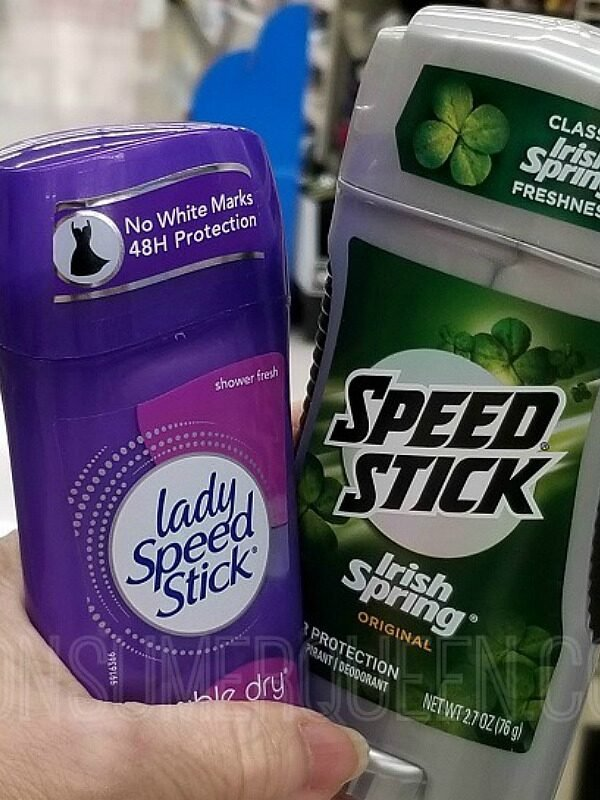 Speed Stick Or Lady Speed Stick $1 at CVS After Rewards