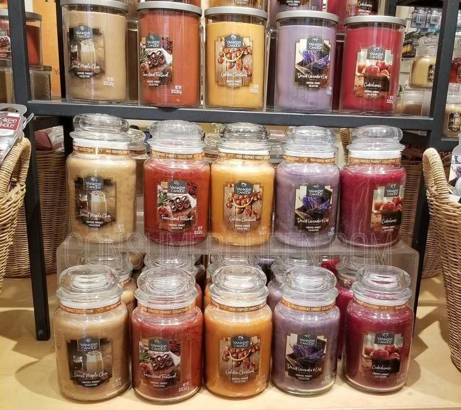 Yankee Candle 4 For $52 Sale – Only $13 Each! *EXPIRED*
