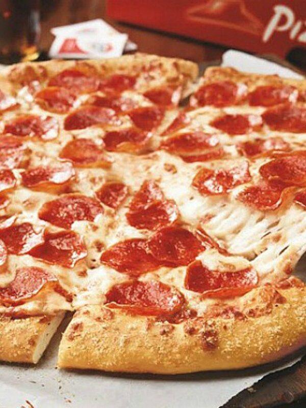 free medium pizza hut pizza