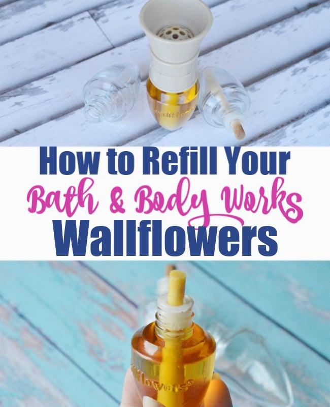 Bath and Body Works Wallflower Refill Pinterest