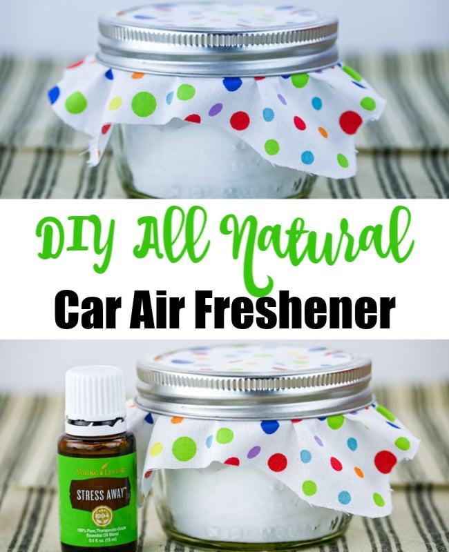 DIY Car Air Freshener Pinterest