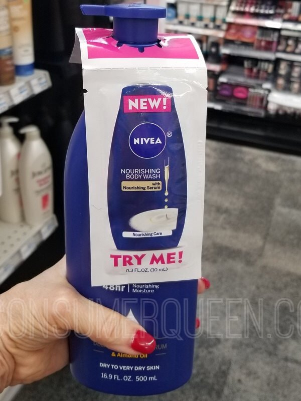 Nivea Lotion ONLY 82¢ at Target – Just Use Your Phone!