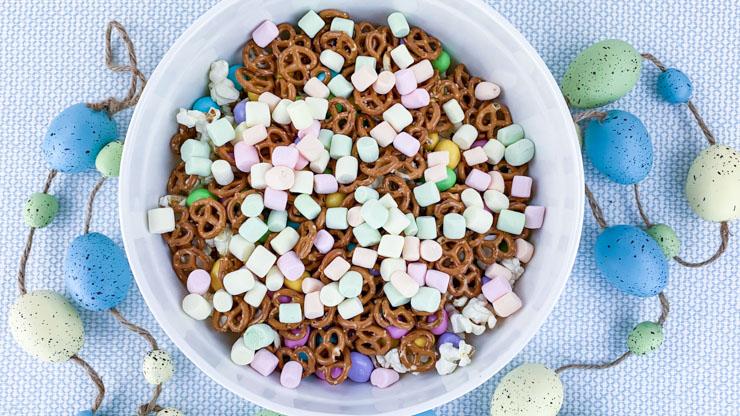 Mini Pastel Marshmallows