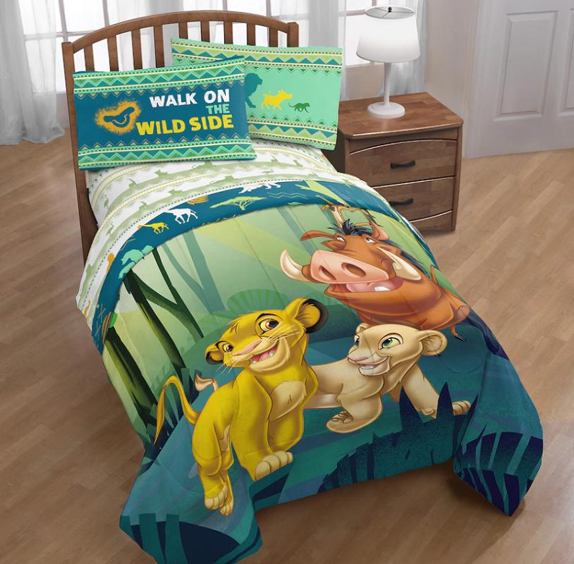 character bedding at kohls