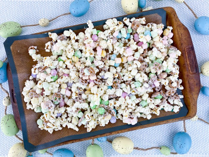 Easter Bunny Chow Trail Mix