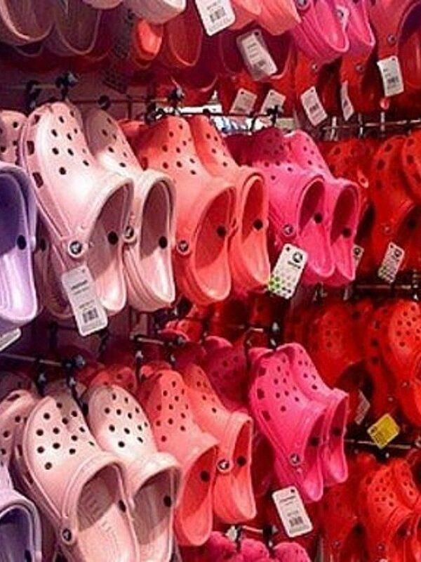 free pair of crocs
