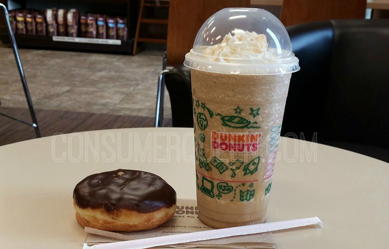 FREE Donut With Any Beverage Purchase at Dunkin'!