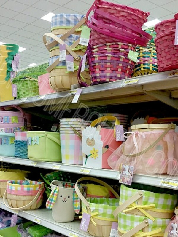 Target Easter Basket Sale + 25% Off Circle – Prices Starting at 75¢!