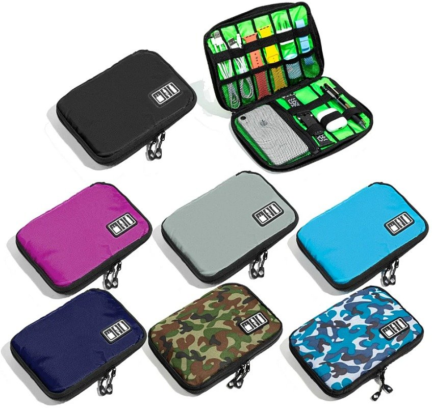 Electronic Organizer Travel Bag Only $8.99 + FREE Shipping!