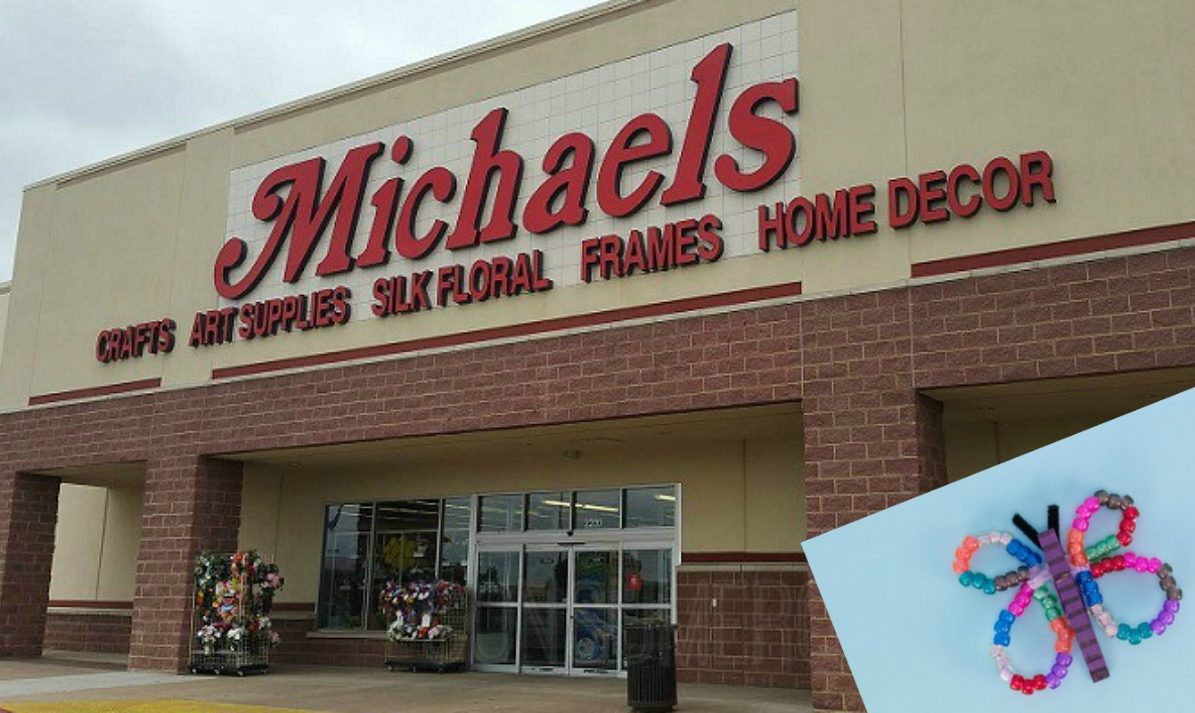 6 Days of FREE Crafts for the Kiddos at Michaels – Last Day (Clothespin Bird) *EXPIRED*
