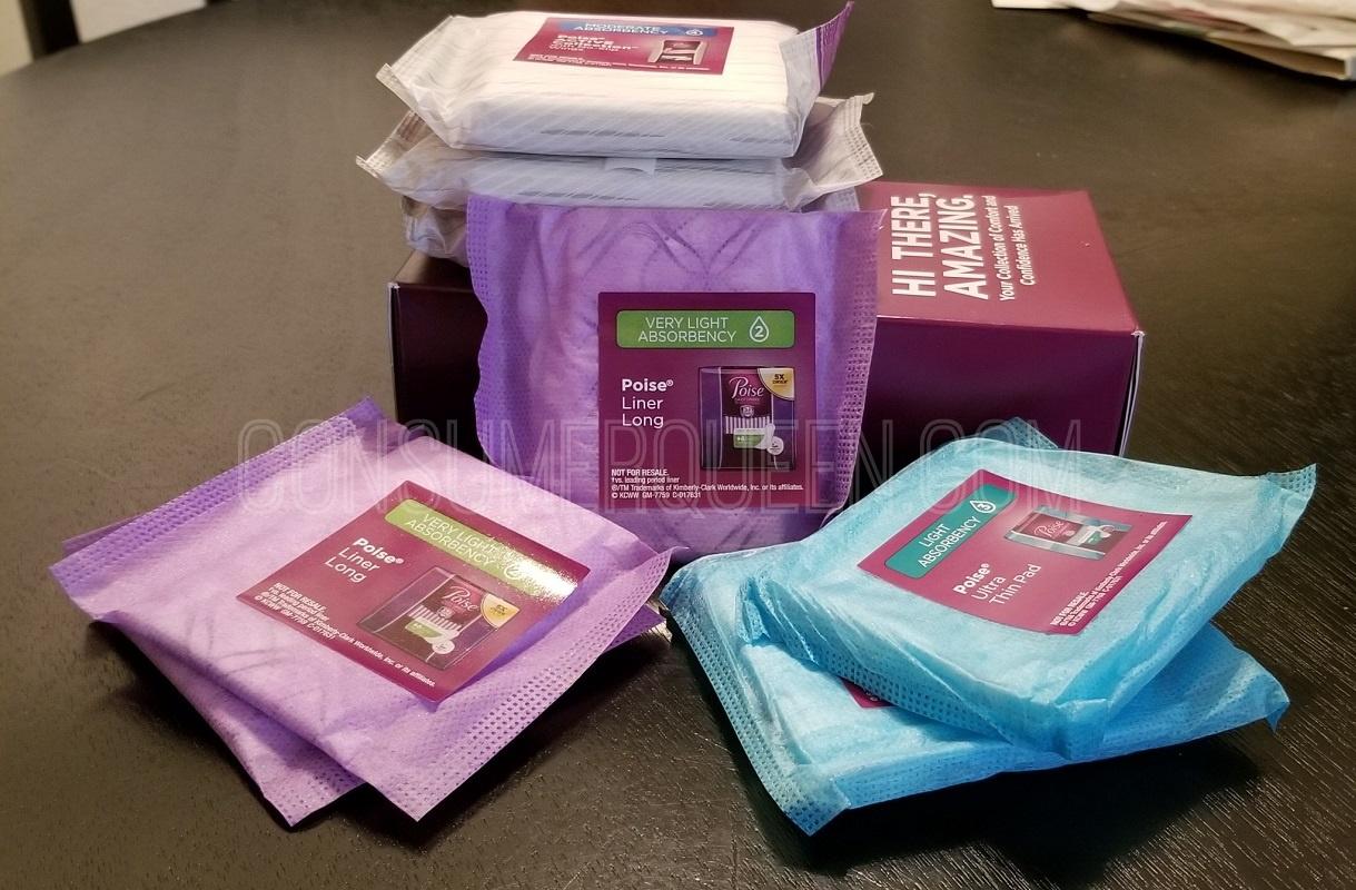 Free Poise Sample Kit (Light Leaks) – Sign Up Now!