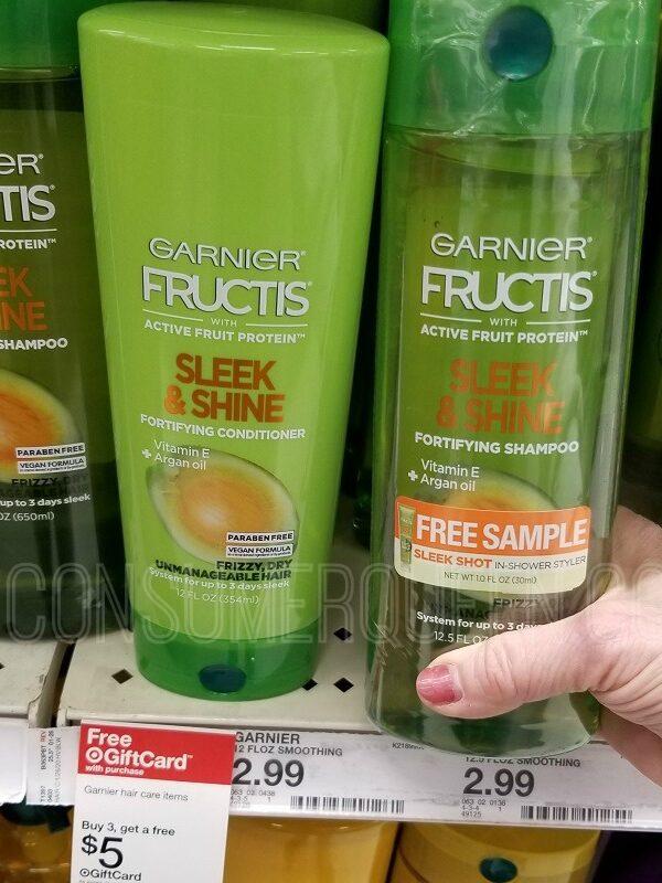 garnier hair care at target