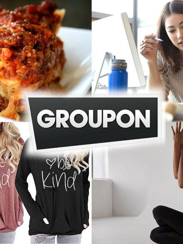 savings from groupon
