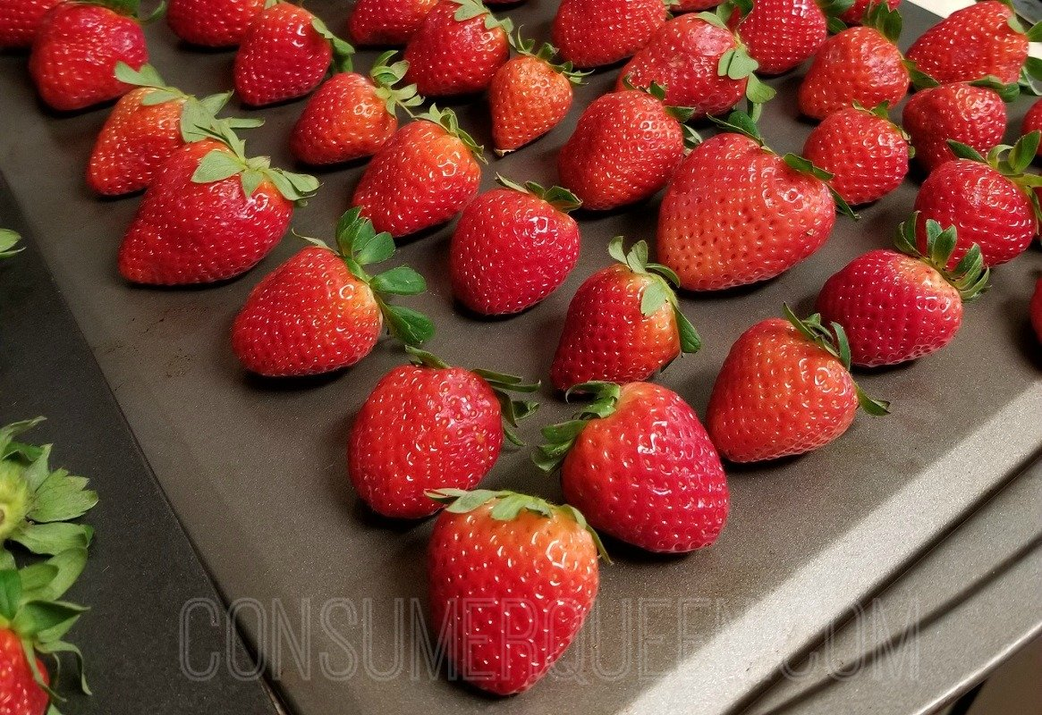 how to ripen strawberries
