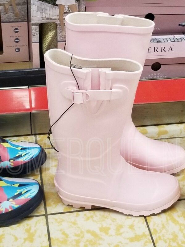 Ladies Rain Boots ONLY $14.95 at Aldi – Cute!