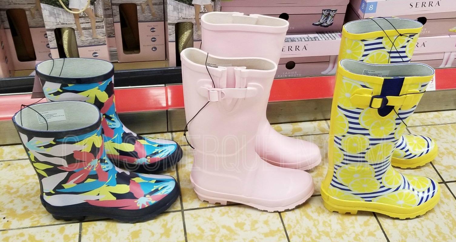 ladies-rain-boots