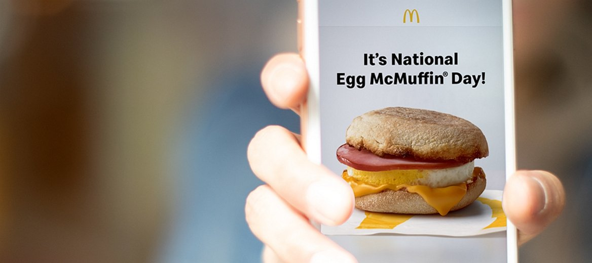 FREE McDonald's Egg McMuffin: Today Only! *EXPIRED*