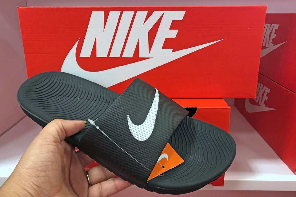 nike and adidas slides for men