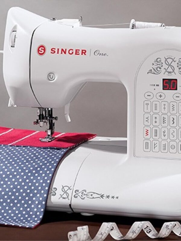 Singer One 24 Stitch Sewing Machine ONLY $160 – Ships Free (Reg. $300!)