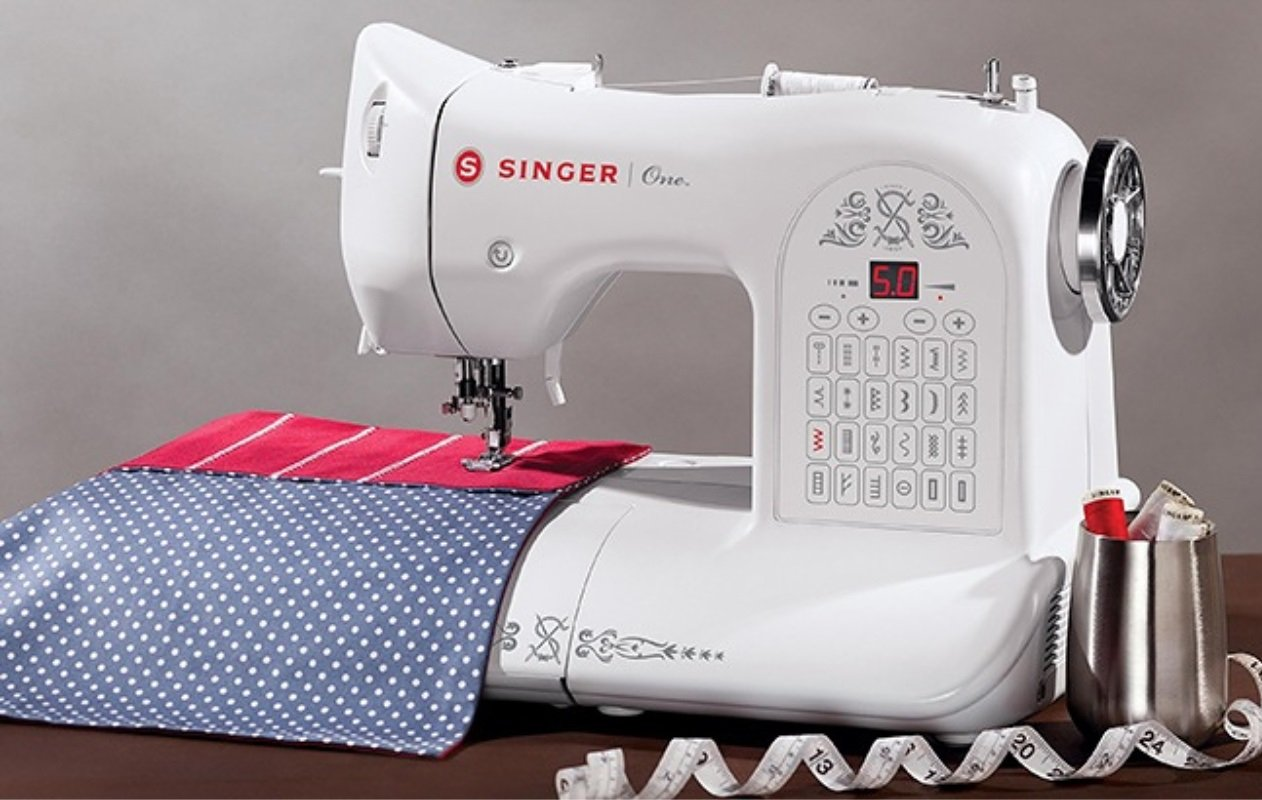 singer one 24 stitch sewing machine
