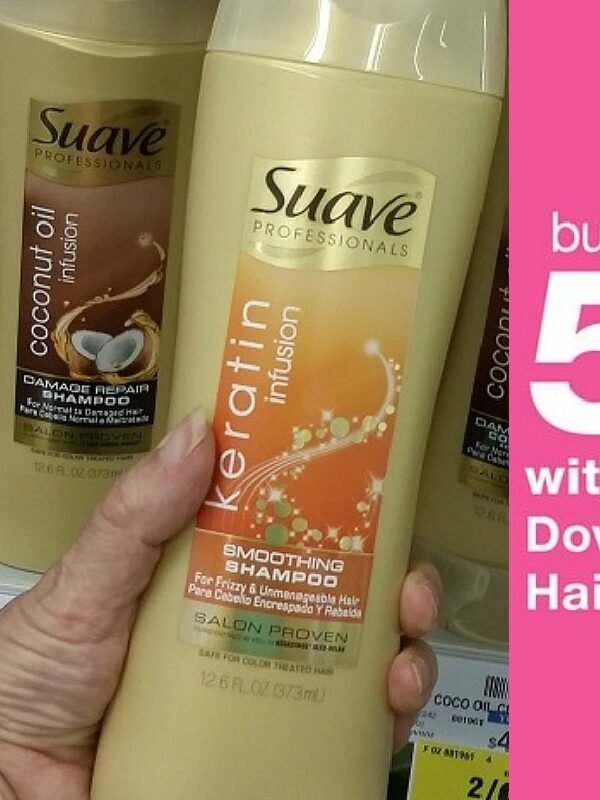 Suave Professionals as Low as $1.07 at Walgreens + FREE Shipping!