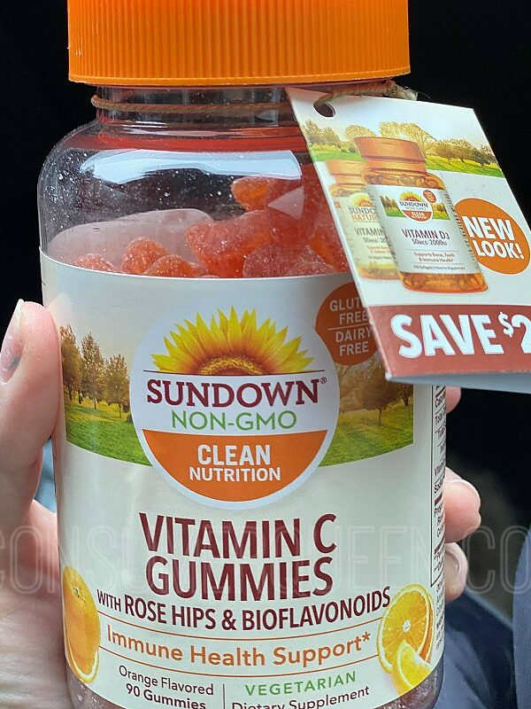 Sundown Vitamins BOGO FREE at CVS – Prices Start at $3.25!