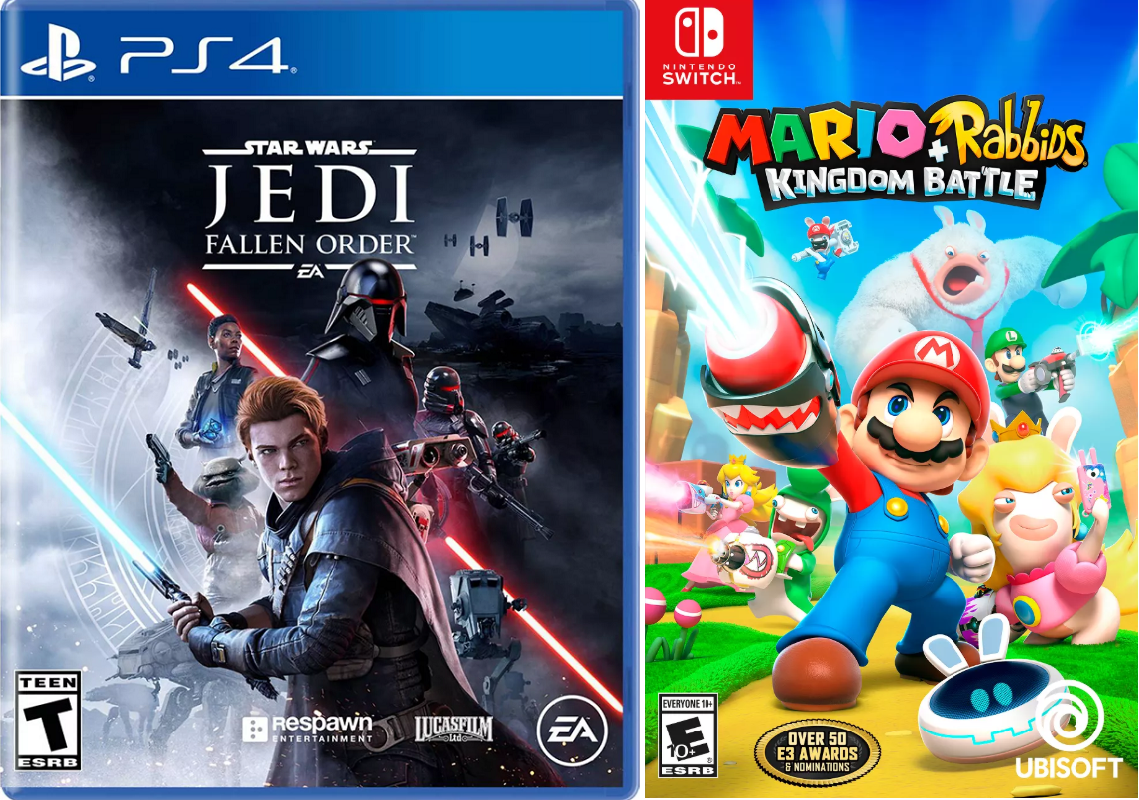 Video Games Up to 65% Off Online at Target – Don't Miss!