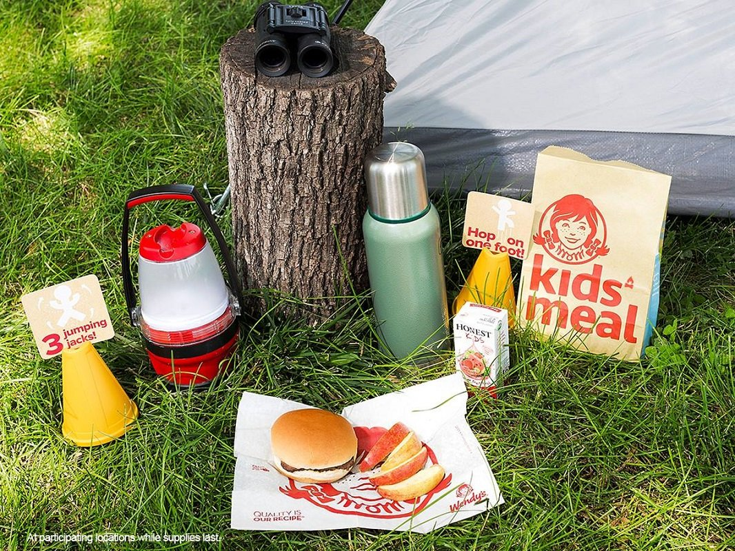 FREE Wendy's Kids Meal With ANY Mobile App Order