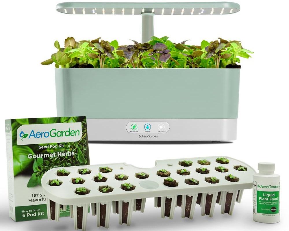 aerogarden seed starting system bundle