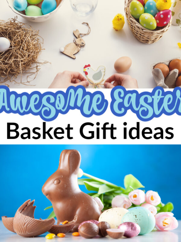 Easter Baskets -Awesome Ideas for Kids and Adults