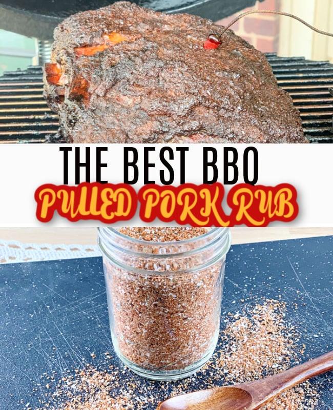BBQ Pork Rub