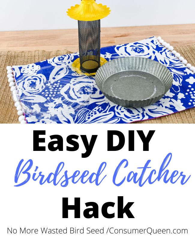 Birdseed Catcher Hack