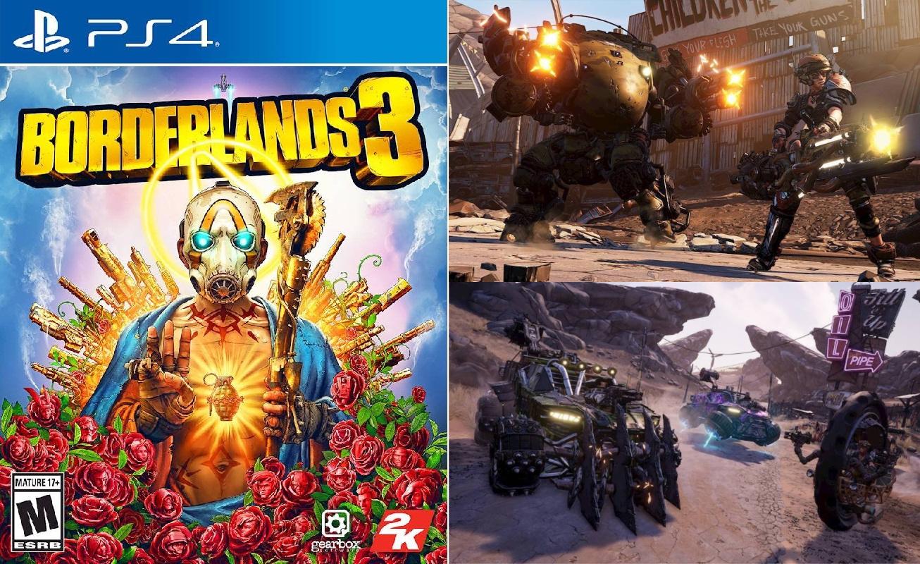 Borderlands 3 For PlayStation4 ONLY $14.99 – Curbside Pickup (Reg. $60!) *EXPIRED*