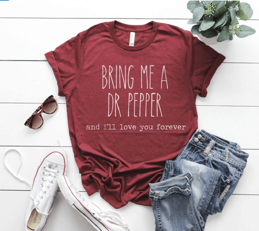 Bring Me a Soda Tee – Starbucks, Coke & More ONLY $18.98 Shipped!