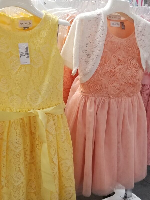 Dresses ONLY $3.99 Shipped at The Children's Place!