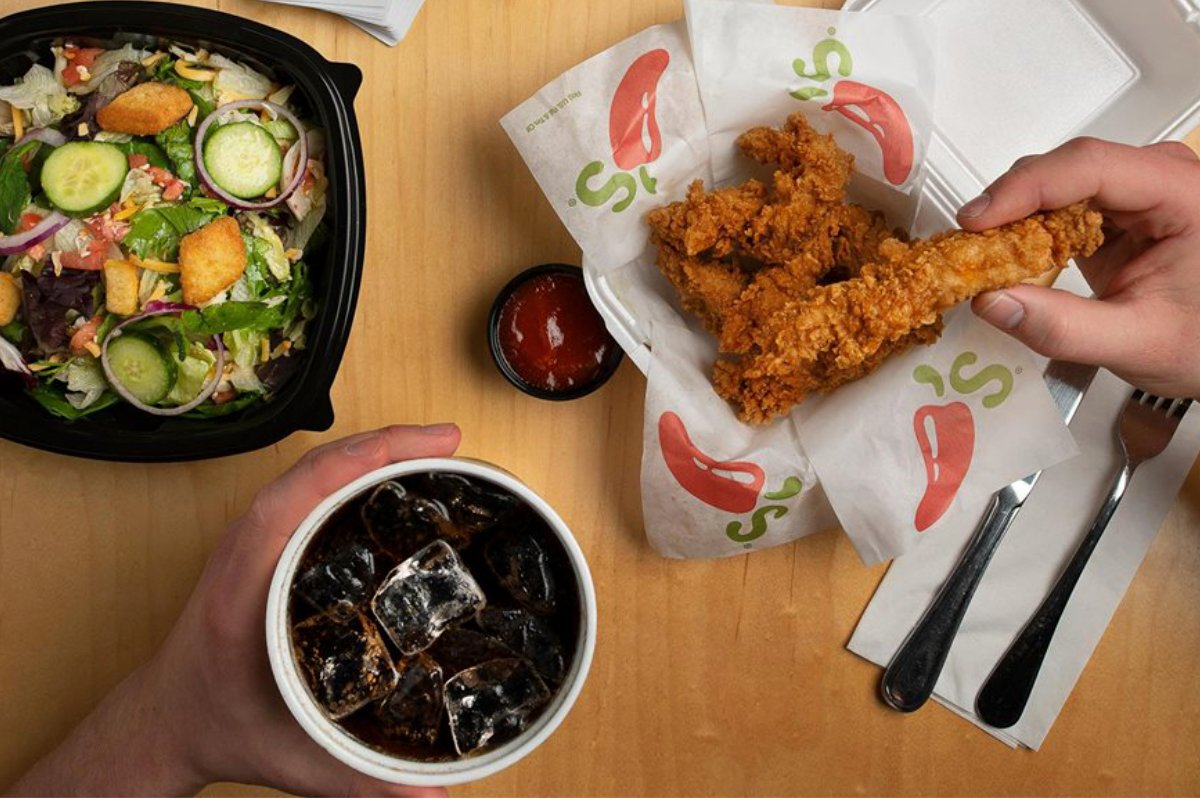 Chili's 3 For $10 – Entree, Appetizer + Drink (Pickup or Delivery)