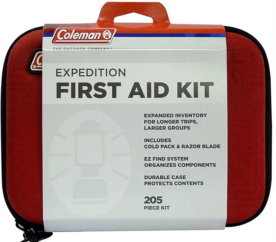 Coleman First Aid Kit ONLY $15.88 on Amazon (Reg. $30!)