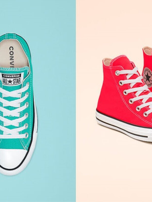 Converse Shoe Sale + 30% Off + FREE Shipping (Starting at $12) – Reg. $60!