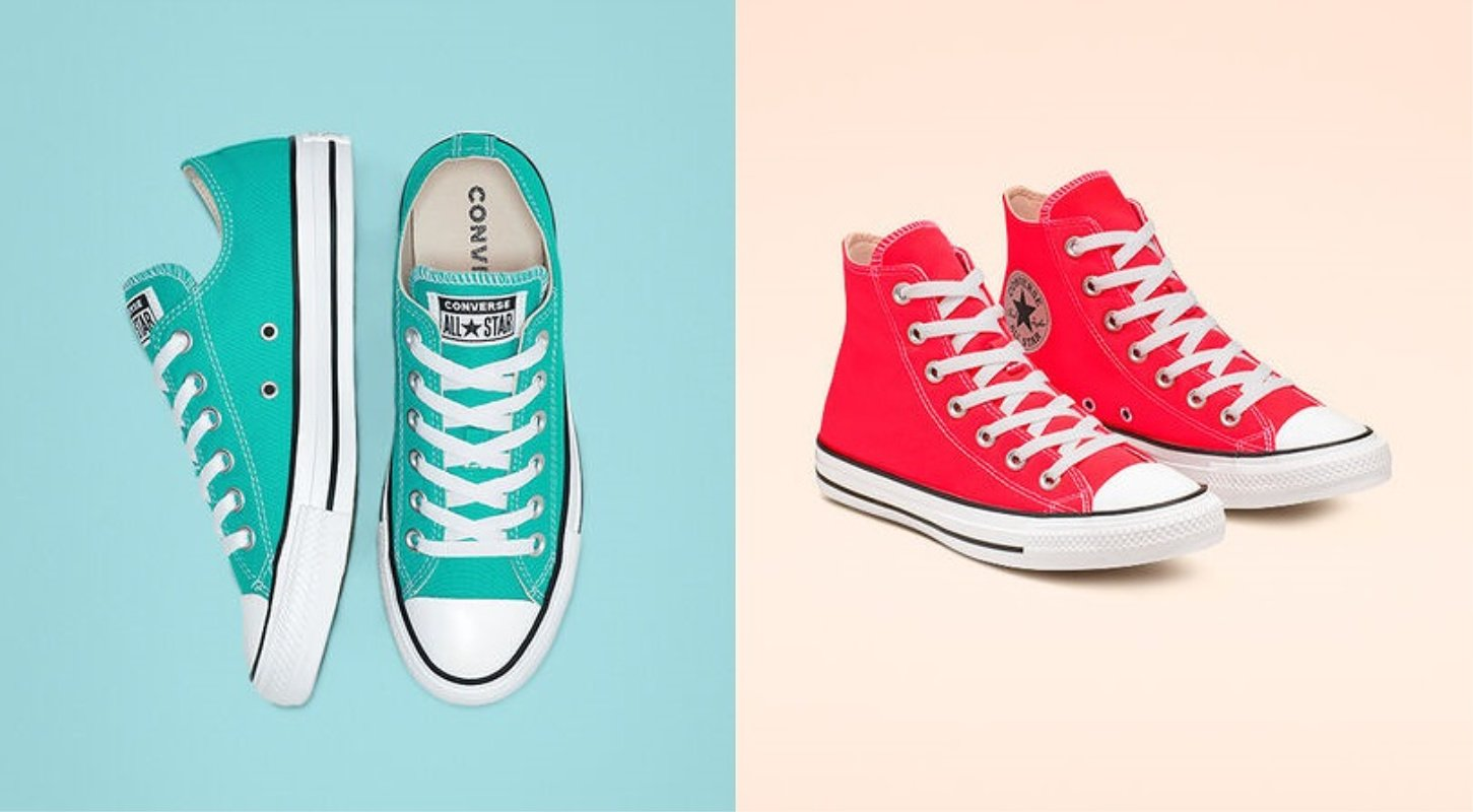 Converse Shoes 40% off