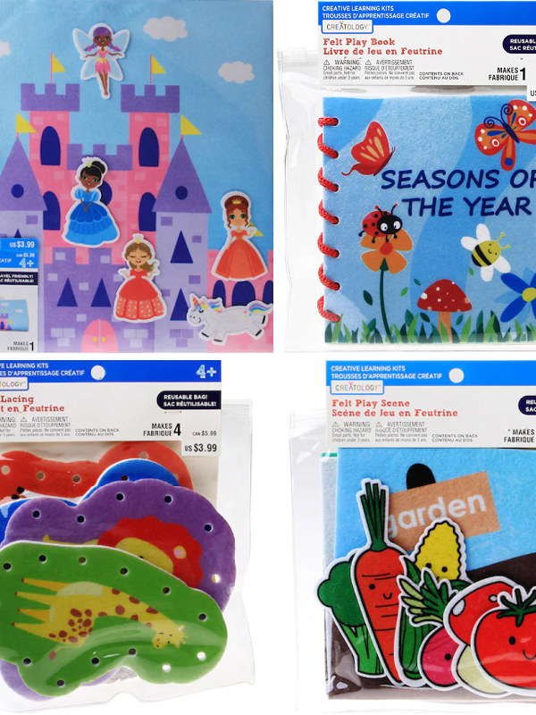 creative learning kits