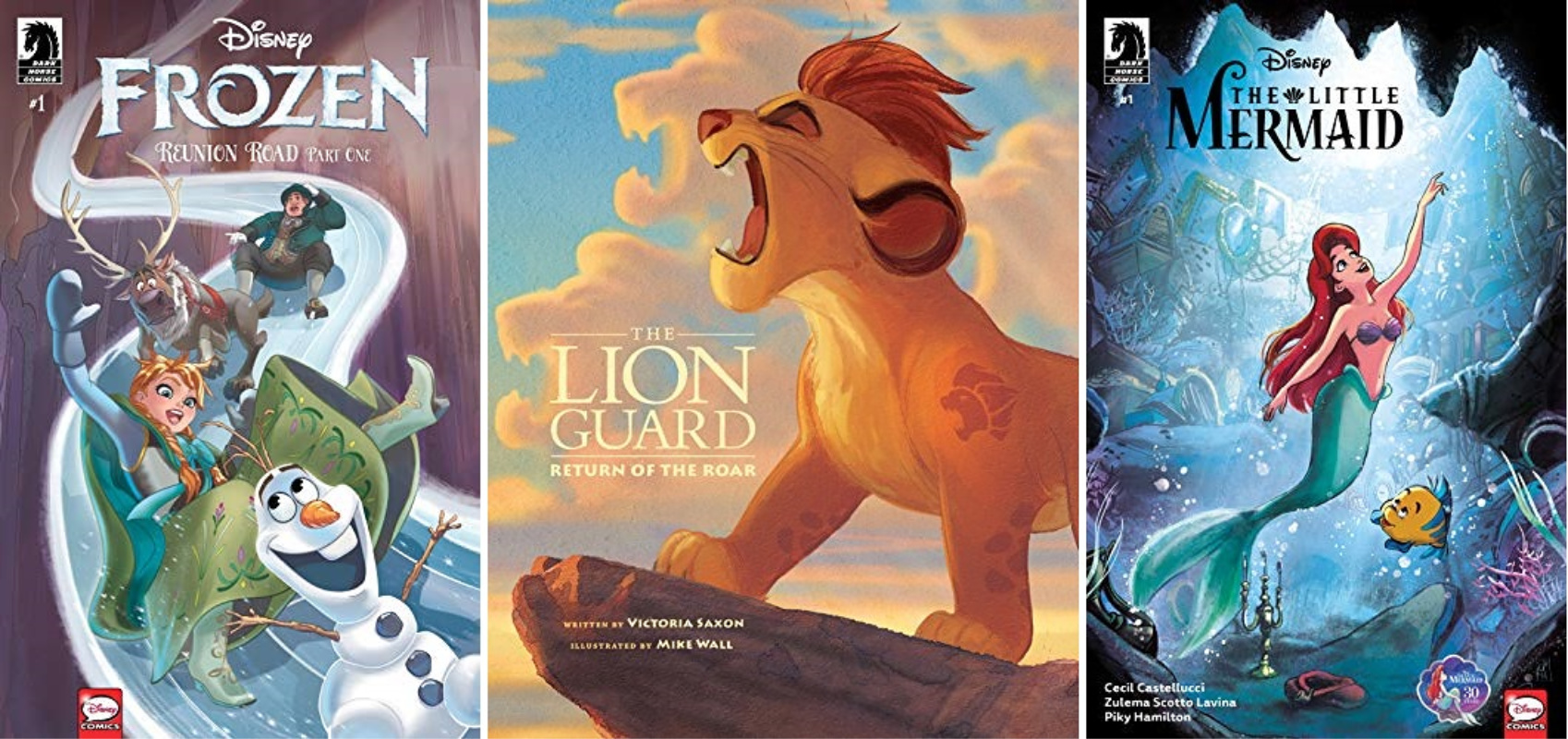 Disney eBooks FREE on Amazon (up to $16 Value) – Frozen, Jungle Book, Little Mermaid + MORE!