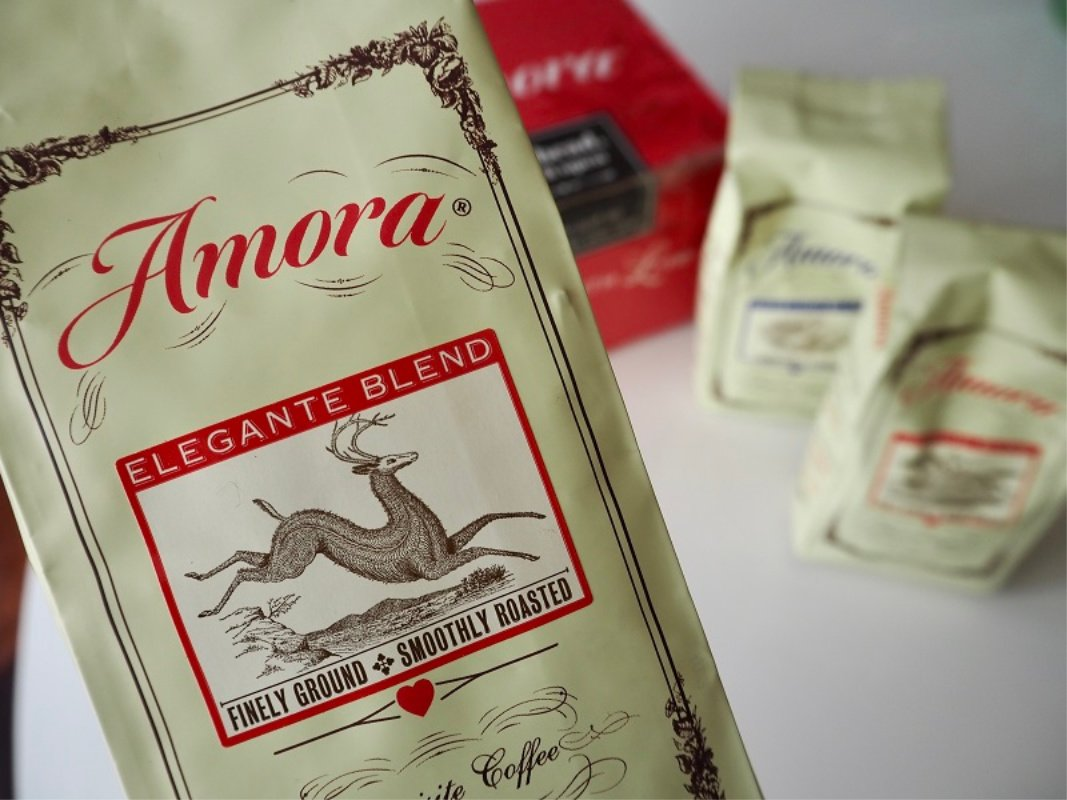 FREE Bag of Amora Coffee – Just Pay $1 Shipping (Reg. $14.95)