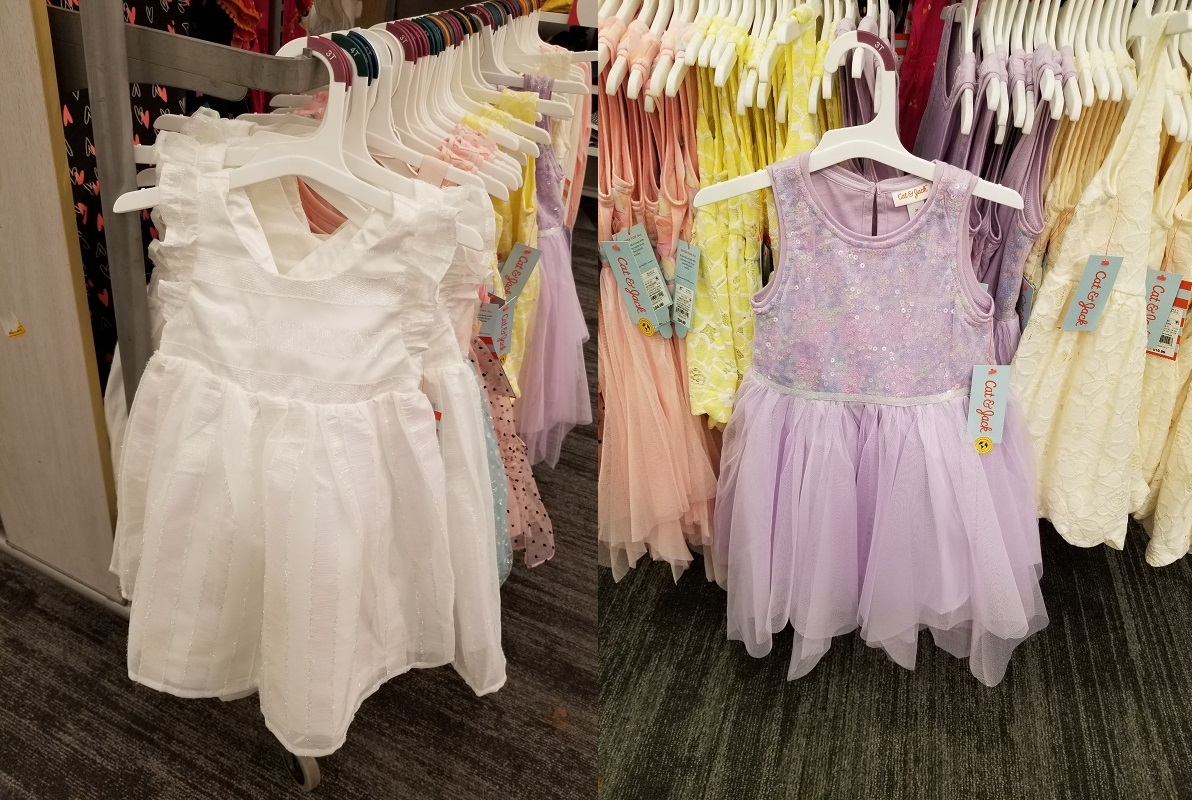 Girl's Apparel Sale – 30% Off Dresses & Shoes at Target (as Low as $2.79)