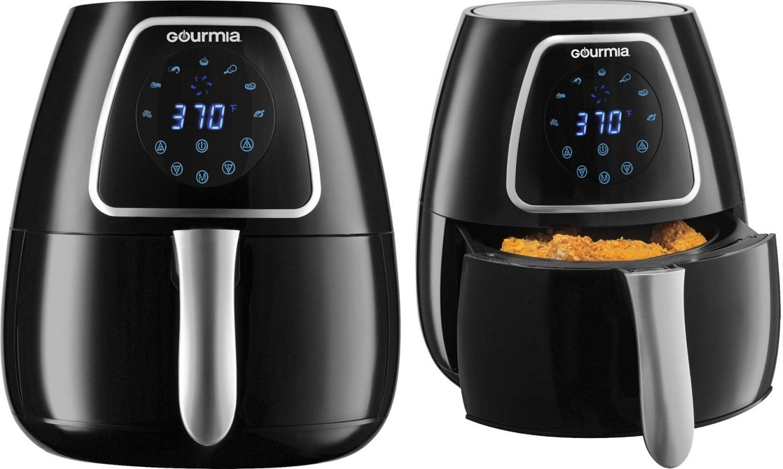 Best Buy: Gourmia 4-Qt Hot Air Fryer $39.99 – Ships FREE (Reg. $80) *EXPIRED*