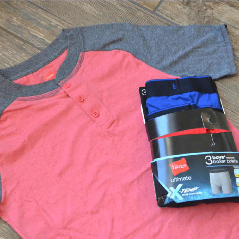 Hanes Family Apparel Sale – 25% Off Clearance – Ships FREE (Starting at $2.33!)