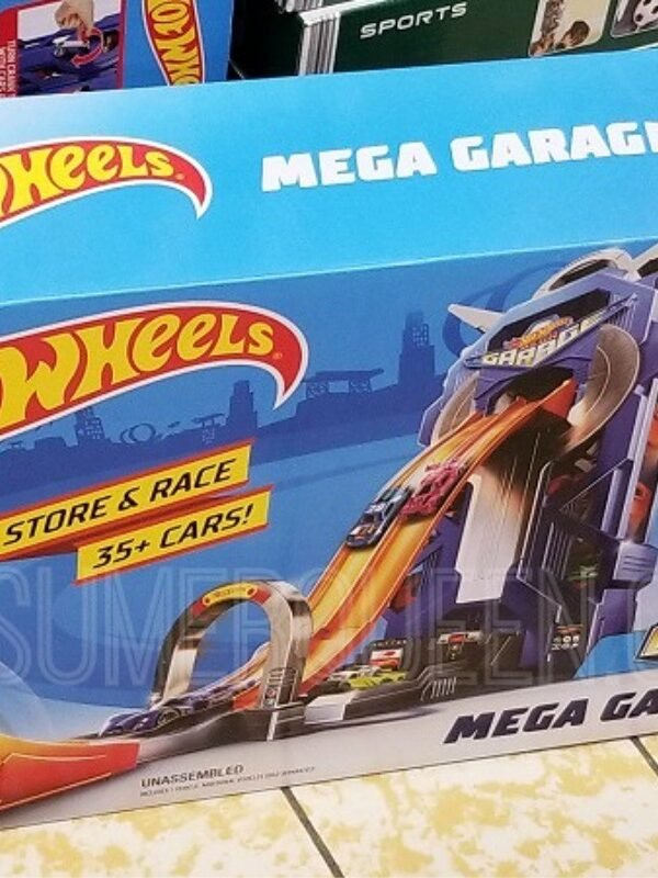 Hot Wheels Tracks 25% Off at Target – Drive Up (Today Only) *EXPIRED*