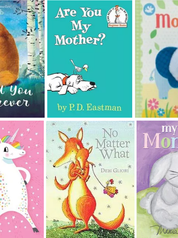 kids books for Mothers Day