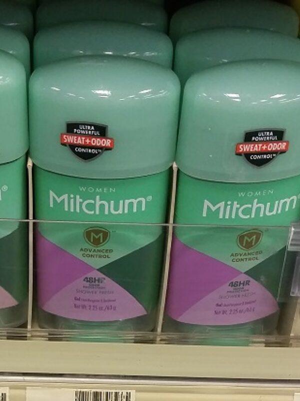 Mitchum Deodorant ONLY 99¢ at Walgreens + FREE Shipping (Reg. $4.49!)